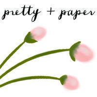 prettypluspaper